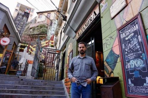 Sergio Morán, Casa Cervecera Altamira