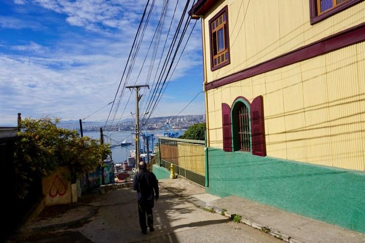 Calle Ingeniero Mutilla, donde se ubica la que fuera la casa del Gitano Rodríguez