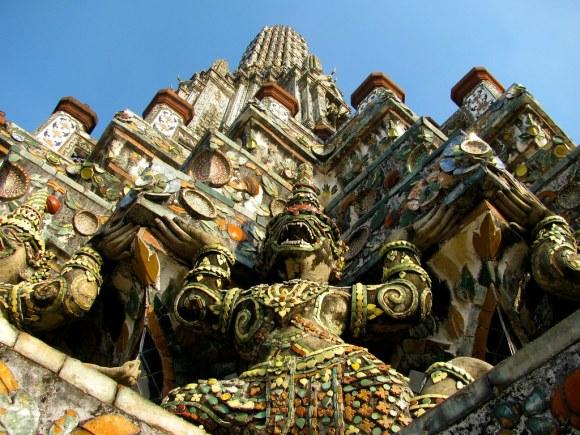 Figura del Wat Arun