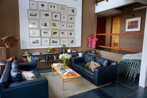 Sala Común del Hotel Cirilo Armstrong