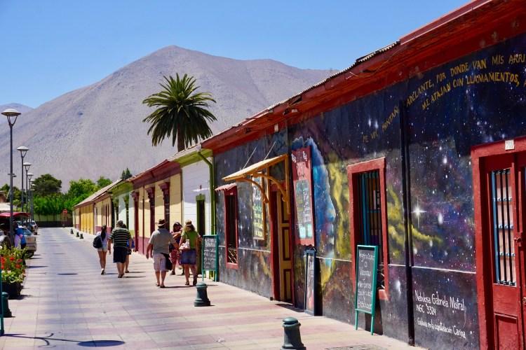 Vicuña, Región de Coquimbo