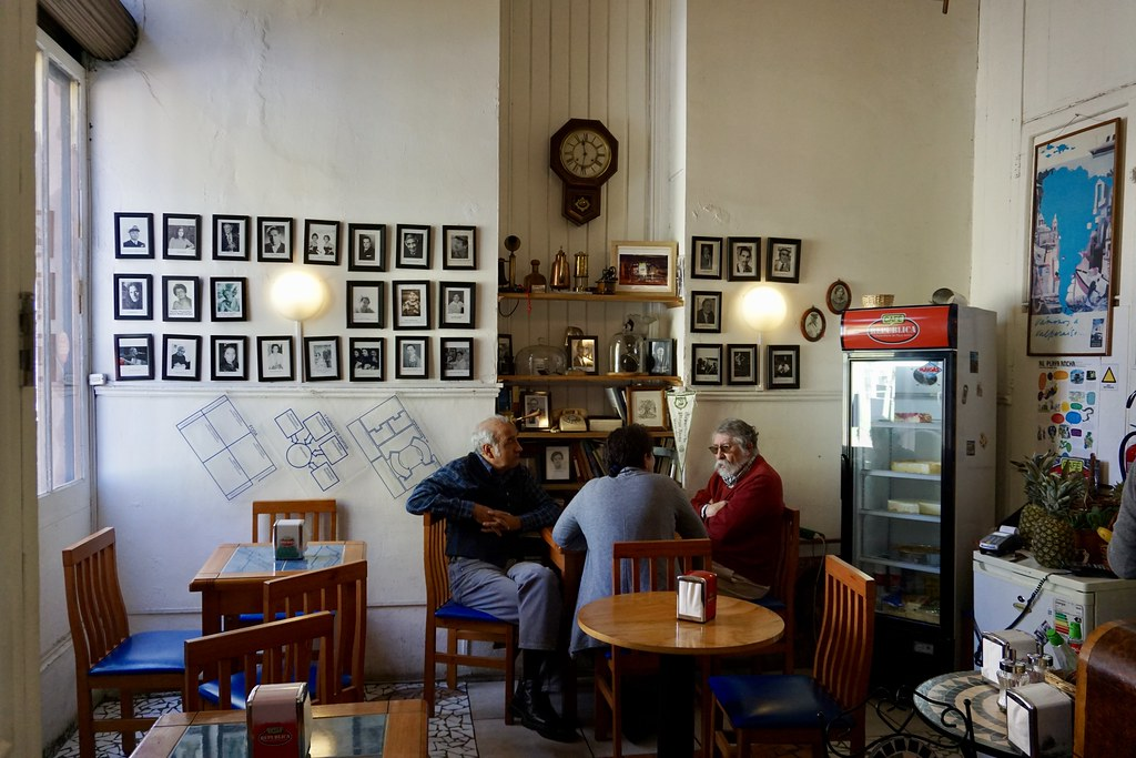 Café República Independiente de Playa Ancha
