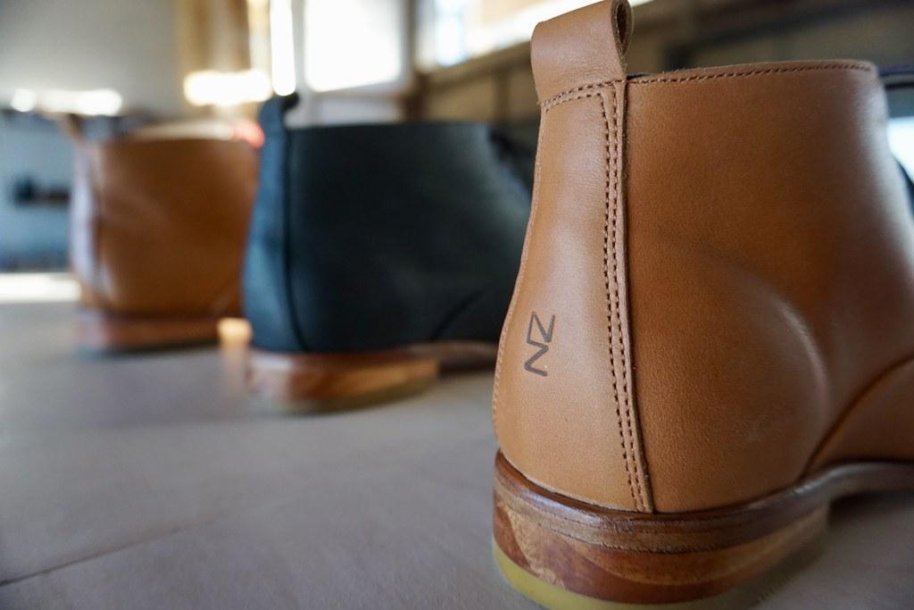 Zapatos hechos a mano en Nicanora