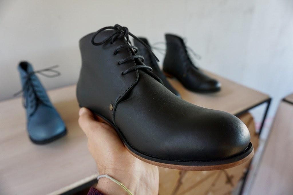 Zapato hecho en Nicanora