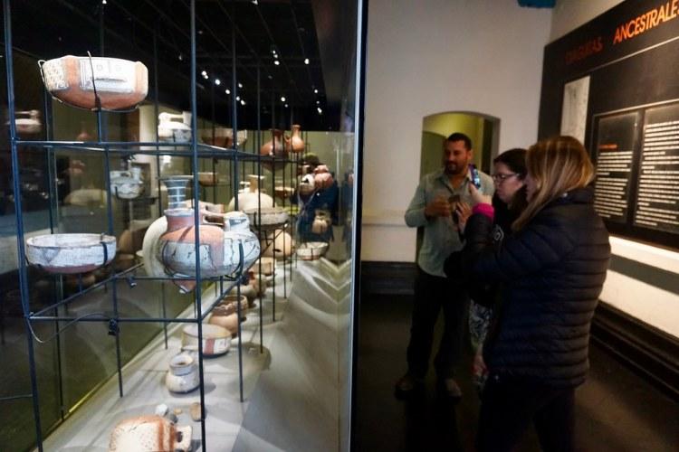 Vestigios de la cultura Diaguita en el Museo del Limarí