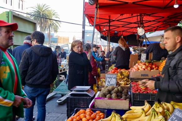 Mercado Cardonal, Valparaíso
