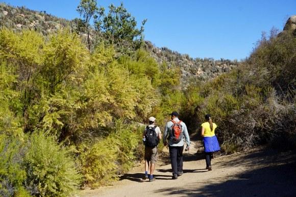 Recorriendo el Valle del Encanto junto a Alejandra Contreras y Leo Ugarte de Ecoturismo La Serena