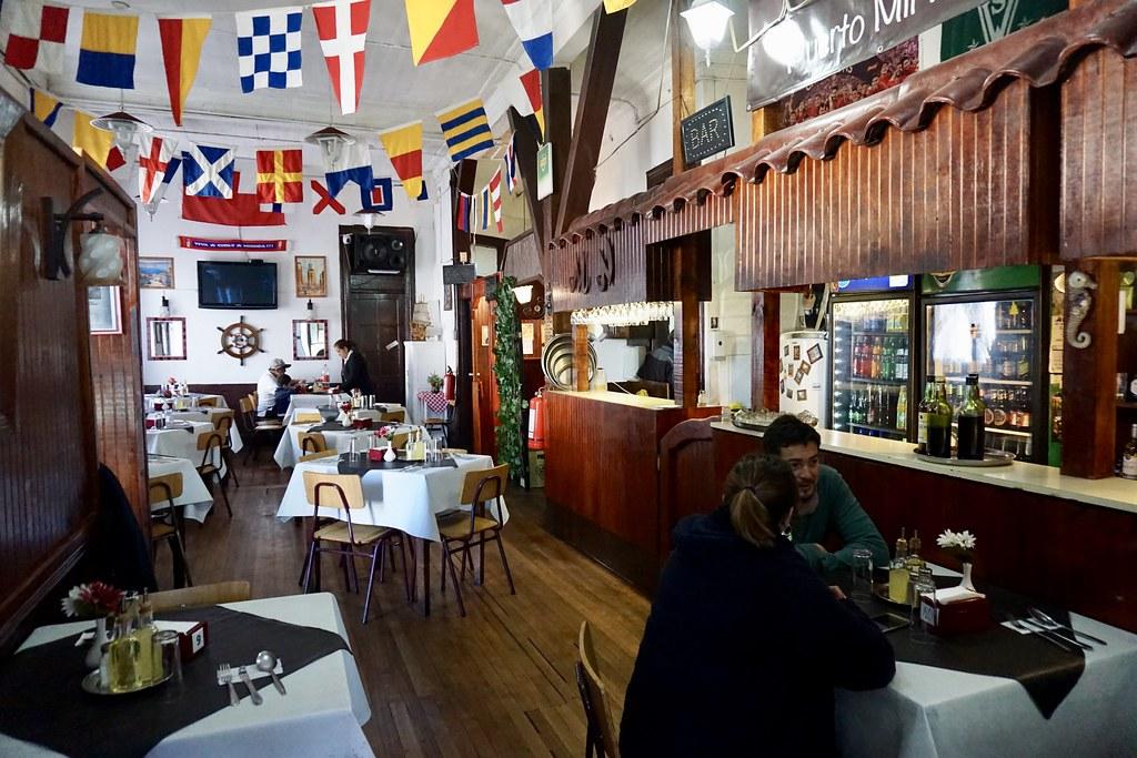 Restaurante Puerto Mil-Nay