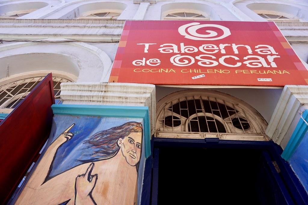 Taberna de Óscar, Barrio Puerto