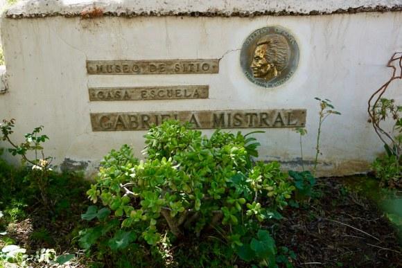 Museo de Sitio Casa Escuela Gabriela Mistral, Monte Grande