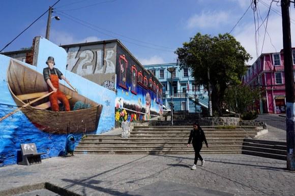 Plaza Eleuterio Ramírez, cerro Cordillera