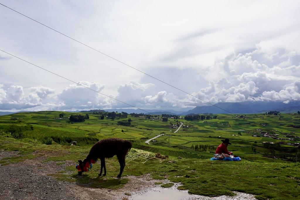 Ruta al Valle Sagrado de los Incas