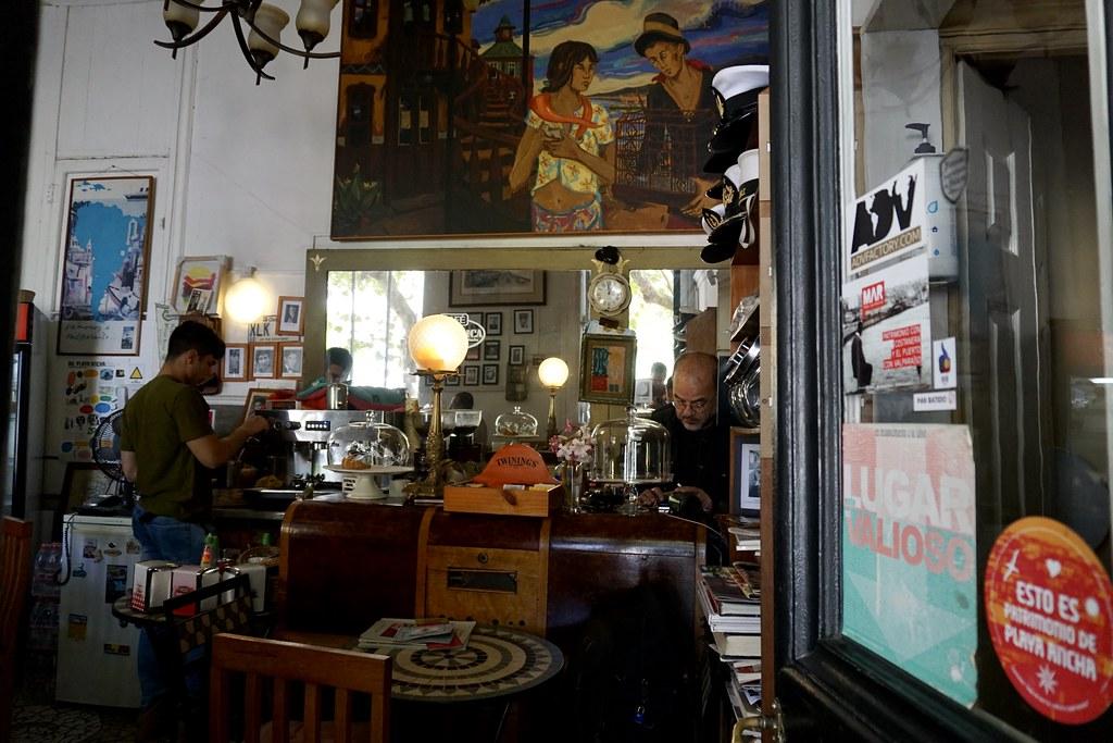 Acceso a Café República