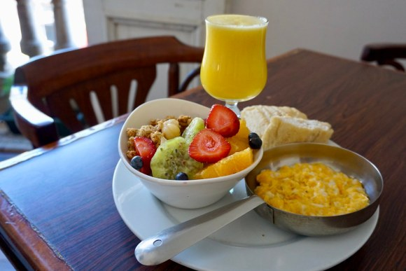 Desayuno Entre Cerros
