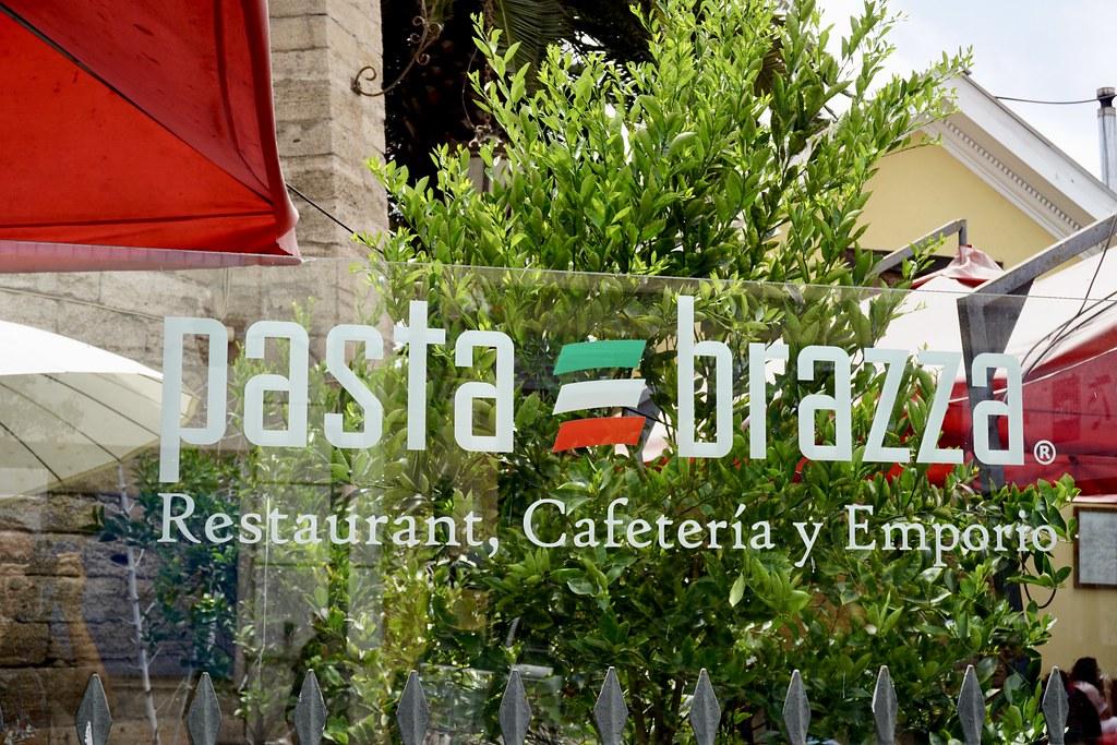 Restaurant, cafetería y emporio: Pasta e Brazza