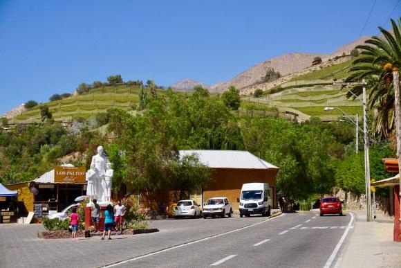 Montegrande, Valle de Elqui