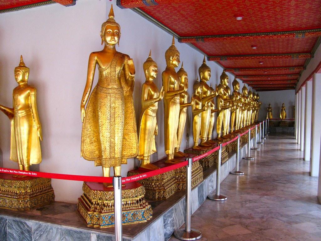 Budas protectores
