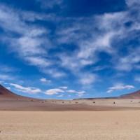 Desierto Salvador Dalí en Reserva Nacional de Fauna Andina Eduardo Avaroa