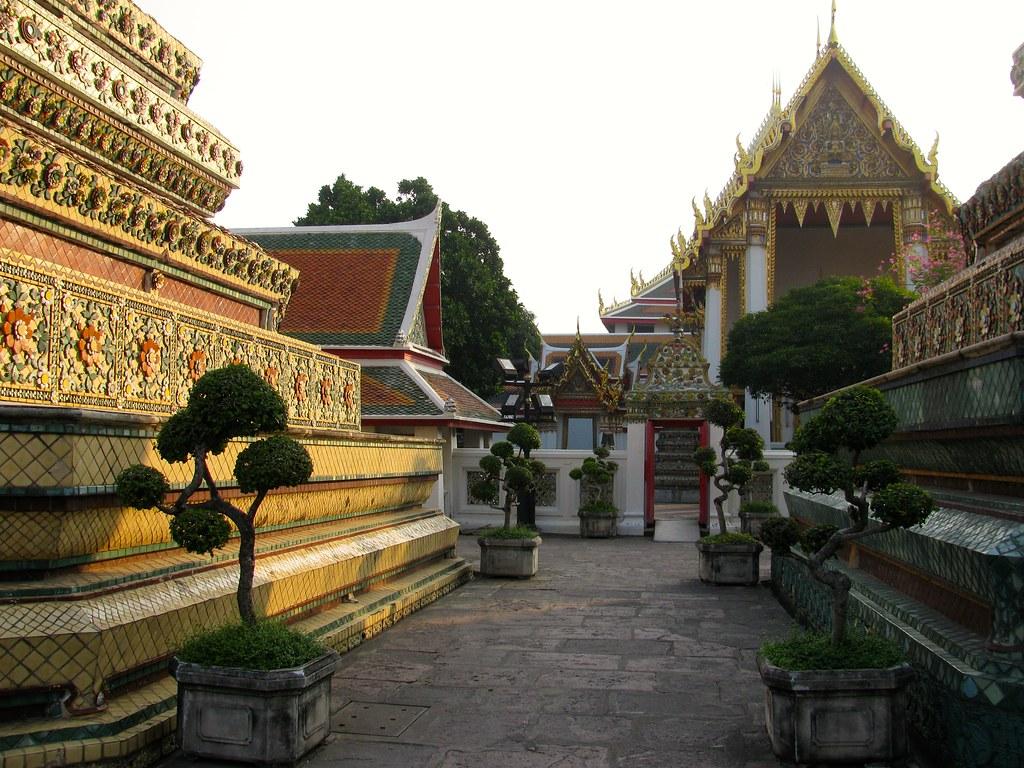 Jardines Wat Pho
