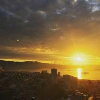 Un otoño distinto en Valparaíso