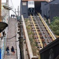 Ascensores de Valparaíso en coma y autoridades displicentes