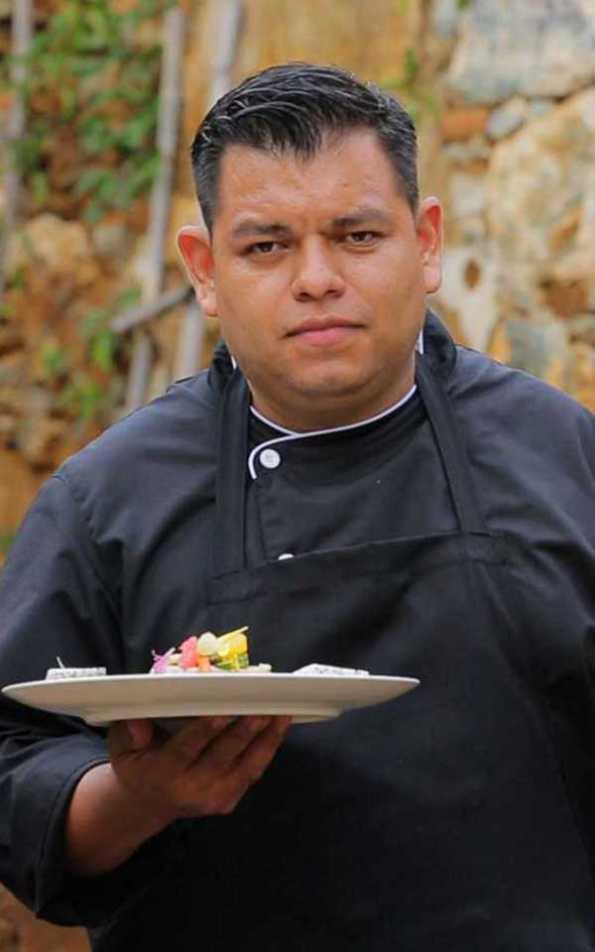 Chef David Quevedo