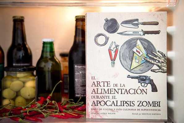 El arte de la alimentación durante el apocalipsis zombie