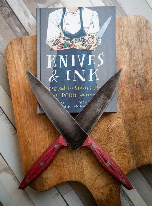 Knives&ink