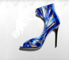 jimmy-choo-for-h-and-m-metallic-blue-leather-cuff-shoes-profile