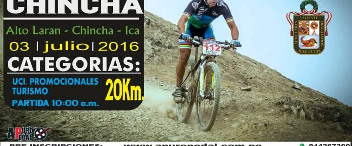 4ta Fecha – XC en Alto Larán, Chincha Alta