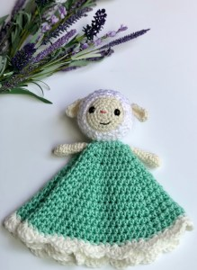 Lambie the Lovey- Free Pattern