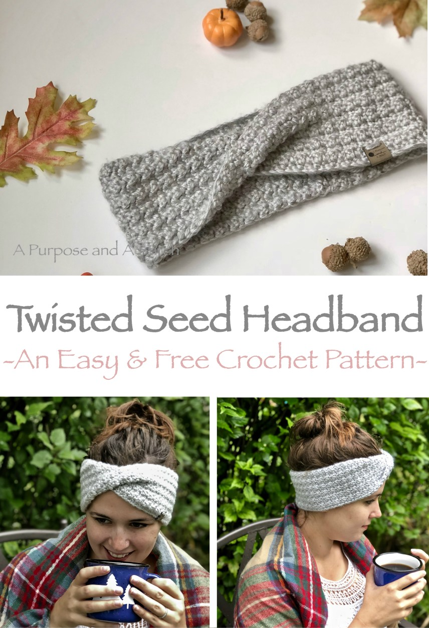 Twisted Seed Headband