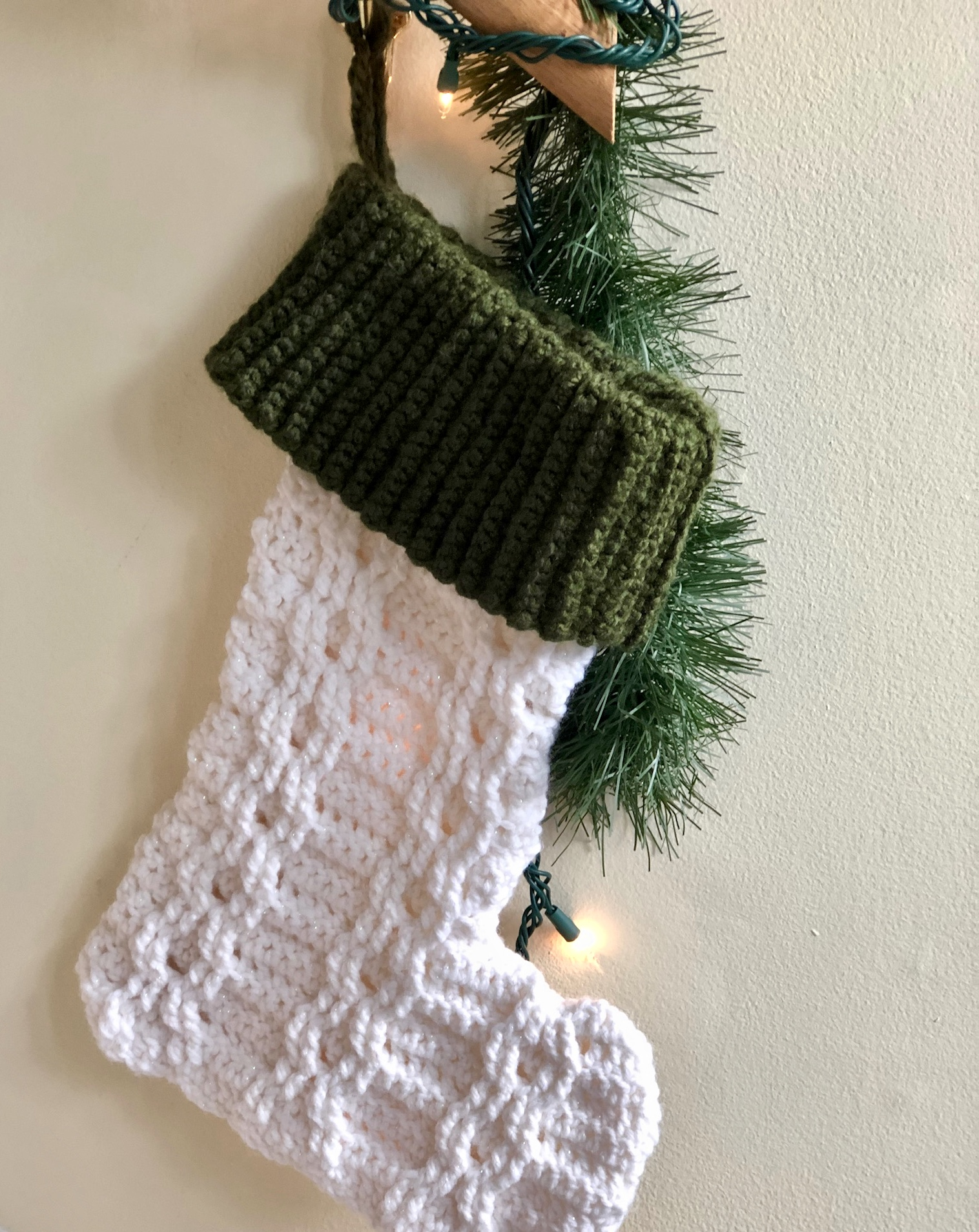 Andy's Stocking- Free Pattern