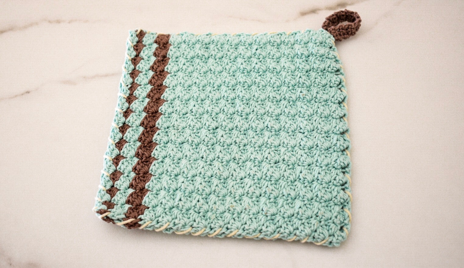 Earl Grey Pot Holder