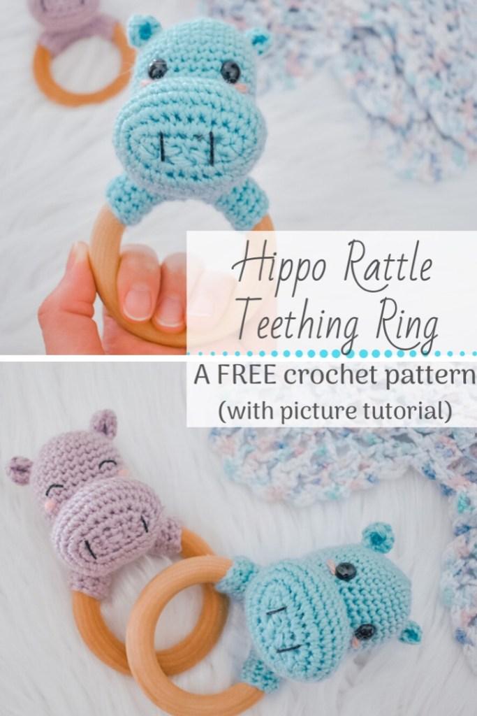 handmade Other   3 Amigurumi Crochet Teether   Poshmark   1024x683