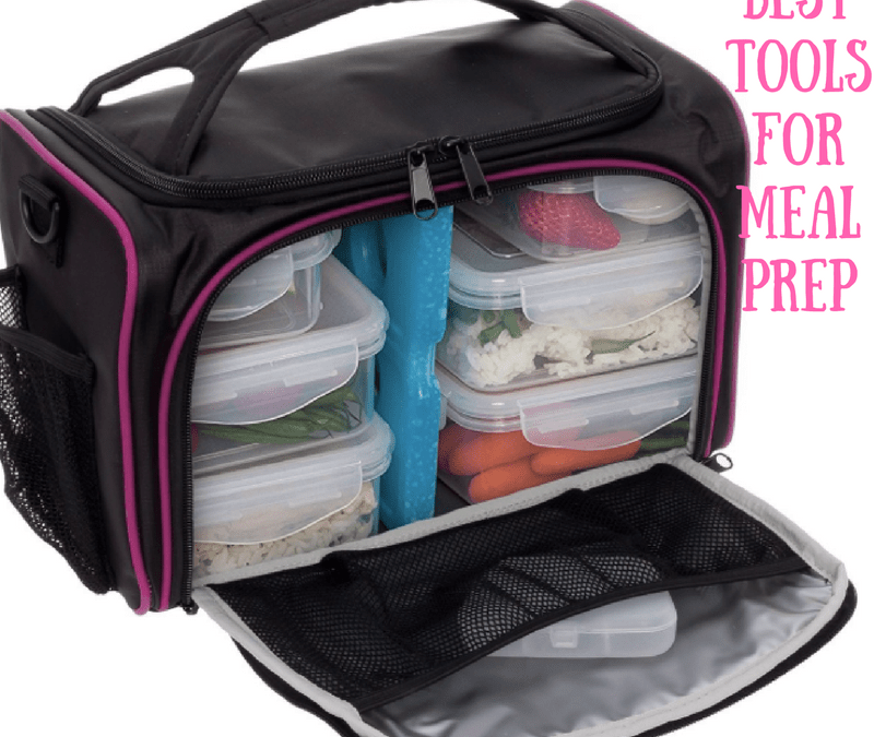 The 7 Best Products to Make Meal Prep Easier!