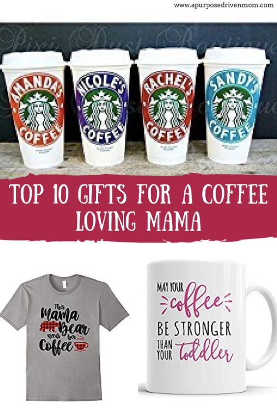 coffee cup shirt for moms