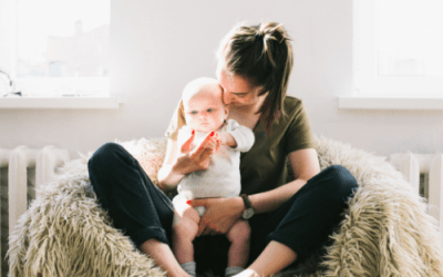 Sample Morning Routine for a Breastfeeding Mom