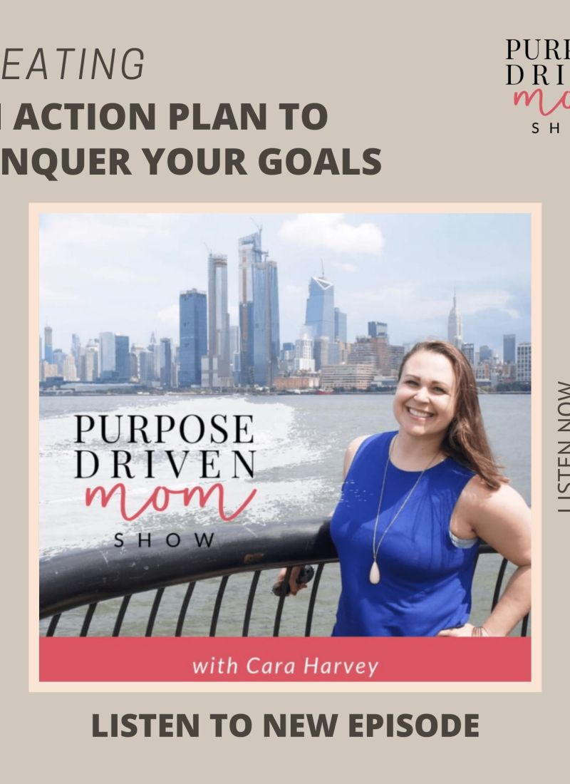 Creating an Action Plan to Conquer Your Goals