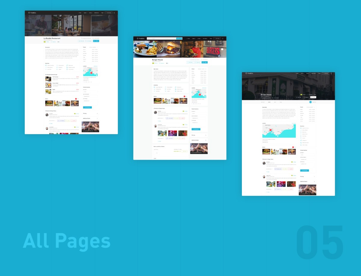 Findgo - Directory Listing WordPress Theme - 6