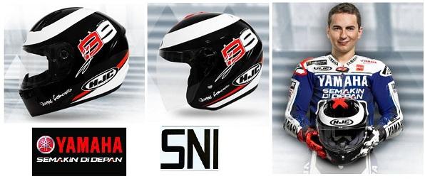 Helm SNI Yamaha