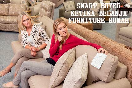 Menjadi Smart Buyer Ketika Beli Furniture Rumah Itu Harus!