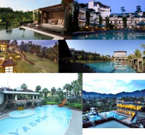 Hotel di Puncak, Bogor