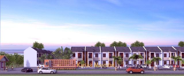 Rumah di Tangerang