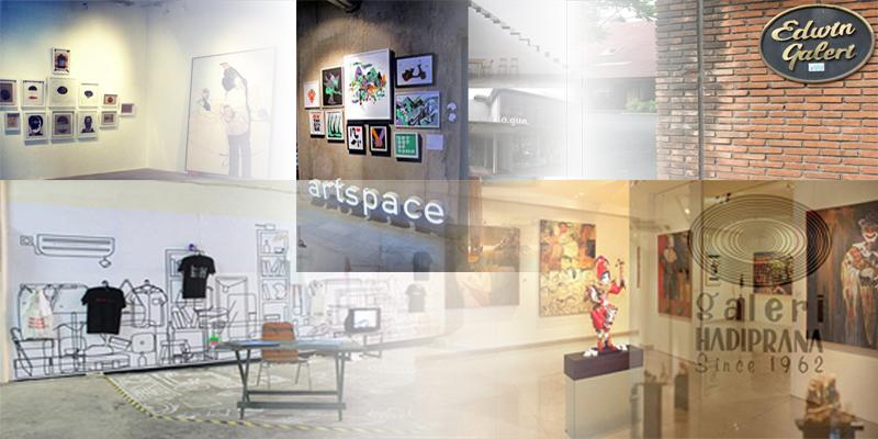 Beberapa Galeri Seni Di Kota Jakarta