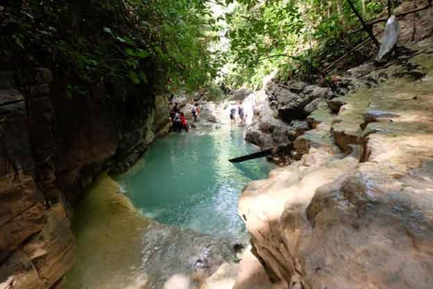 Air Terjung Wai Marang Wisata Sumba Bagai Kolam Pemandiannya Para Bidadari