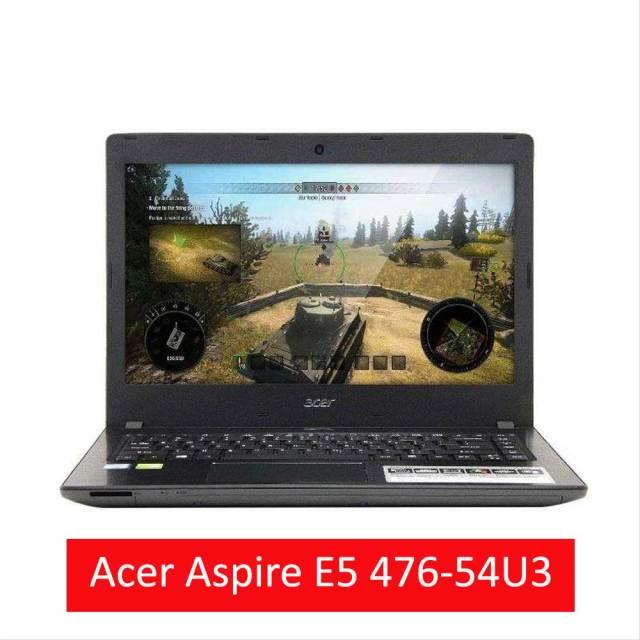 Acer Aspire E5 476-54U3
