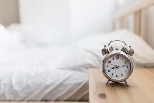 Utamakan istirahat dan waktu tidur