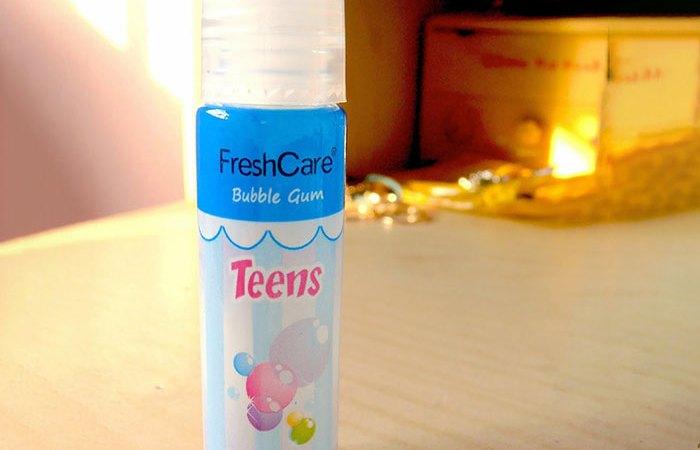 Fresh Care Teens Bubble Gum, Solusi Tubuh Sehat ala Anak Muda