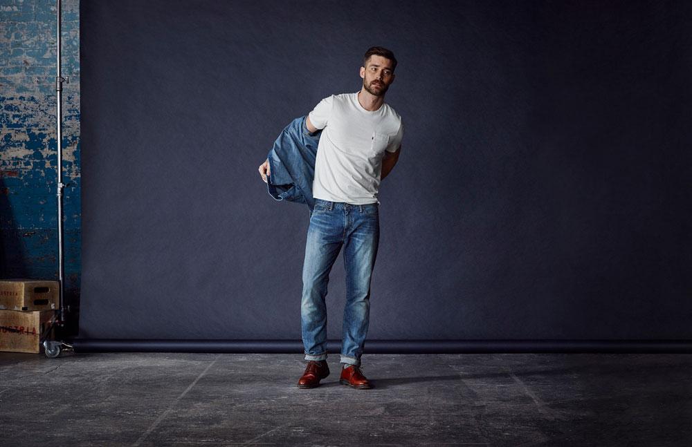 Rekomendasi Celana Levis Pria Trendi Yang Pas Untuk Kamu